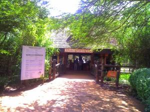 Welcome to the Nairobi Safari Walk