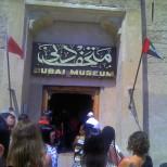 We visited the Dubai Museum