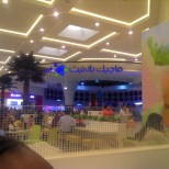 Deira city mall where we lost a part of our group :-P