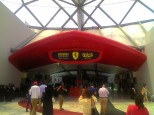 Welcome to Ferrari world