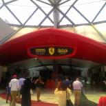 Welcome to Ferrari world