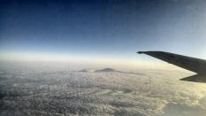The peak of Africa's highest mountain