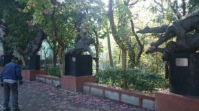 Guangzhou sculpture garden