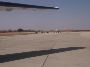 Wajir airport welcomes you back to Kenya
